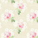 Eleanor Ink Floral Ivory CF1805-2