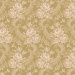 Juliet Etched Flower Gold CF1403-1